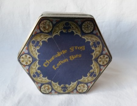 14: Chocolate frog Lotion Bar