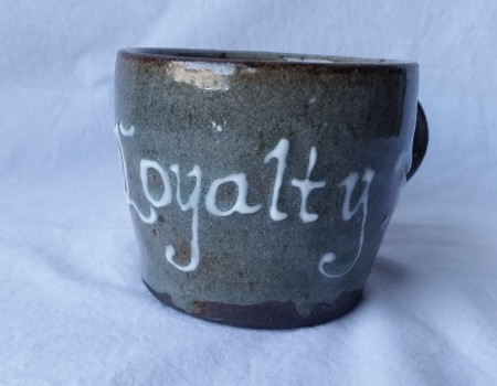 20: Hufflepuff Loyalty Mug