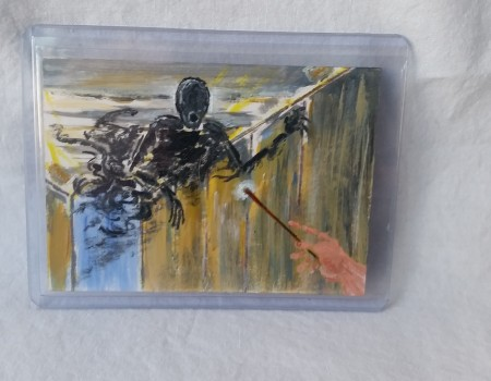 21: Dementor Art Card