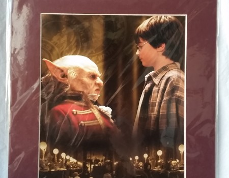 24: Harry at Gringotts Print