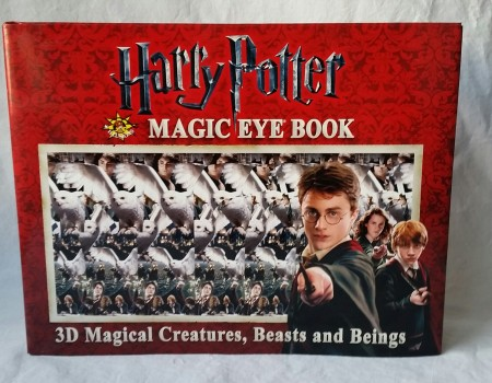 25: Harry Potter Magic Eye Book