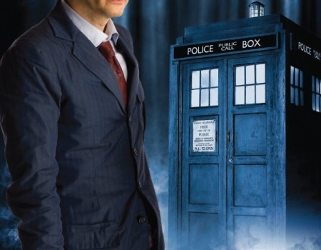 4: 10th Doctor Poster